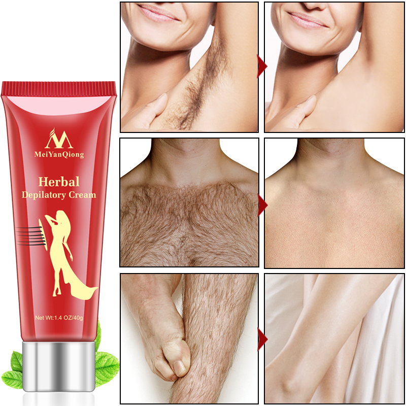 Meiyanqiong Hair Removal Cream For Arm Legs Paperless Painless Body Care Shaving & Hair Removal Waxing Depilatory Cream MY010