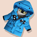 Boys Parka Childen Winter Jackets for Boys Warm Kids Baby Thick Cotton Coat