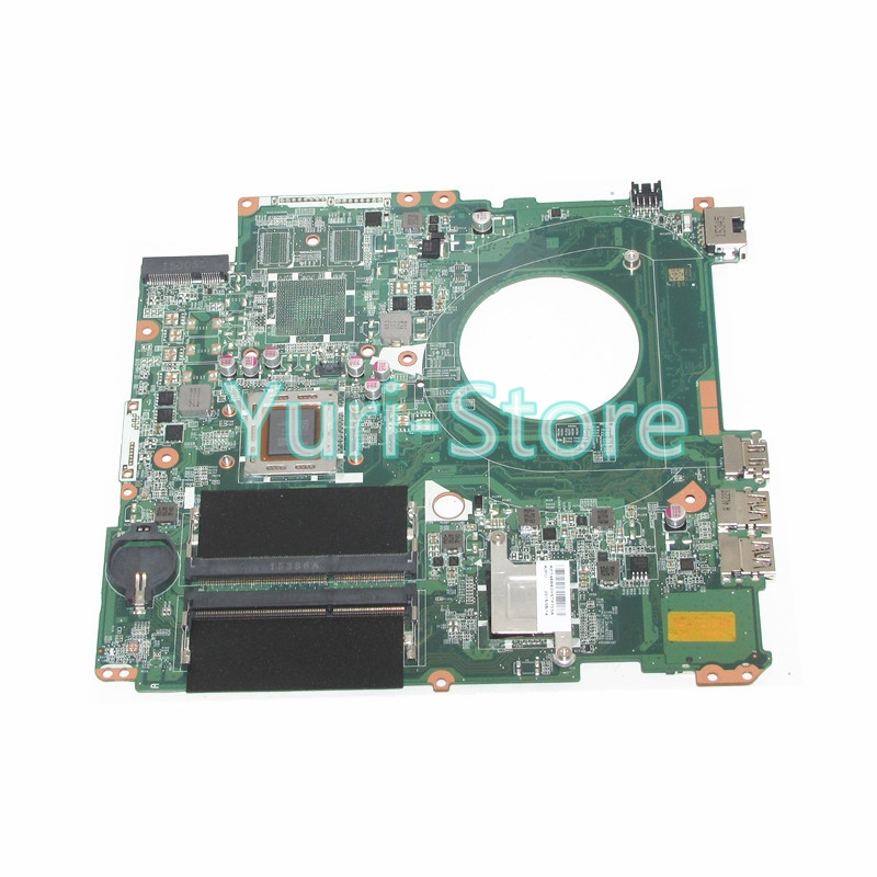 NOKOTION laptop mainerboard for HP Pavilion 17-P A10-7300M CPU 809985-601 809985-001 DAY21AMB6D0 Full tested works nokotion 809986 601 809986 001 laptop motherboard for hp pavilion 17 p day21amb6d0 a10 7050m cpu ddr3 mainboard full works