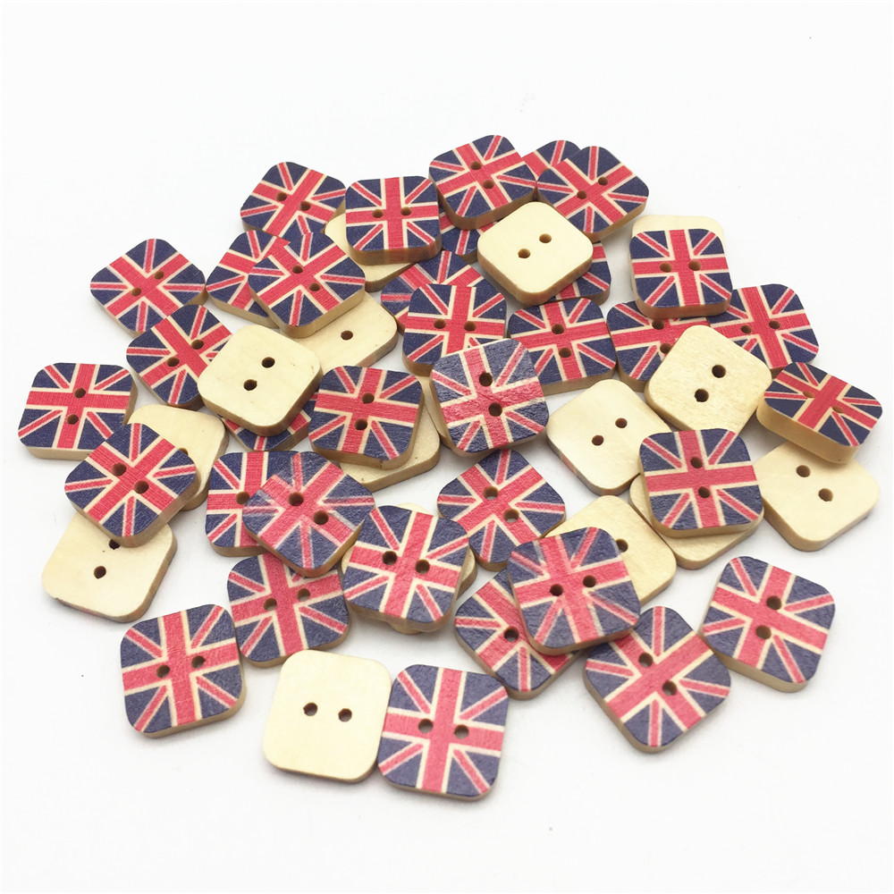 FLOWERS Scrapbooking 100 Resin Buttons Crafting UK SELLER Sewing