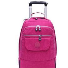 18 дюймов, рюкзаки на колесиках для ноутбука, водонепроницаемый рюкзак на колесиках для путешествий, вместительные мужские сумки на колесиках, багажные сумки для переноски