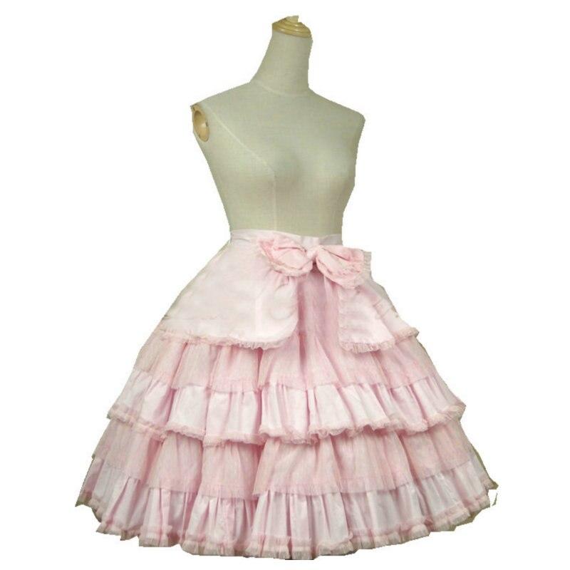 0d11e2cb73e Розовый хлопок Кружево классический сладкий Лолита платье косплей  коктейльные платья Размеры США 6-26 XS-6XL v-909