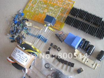 DIY HV4 Class A Headphone amplifier kit + Bule ALPS potentiometer +30W R-core transformer