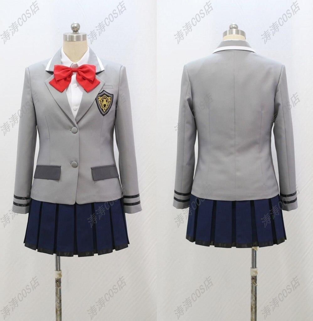 Tokyo Ghoul Touka Kirishima cosplay costume