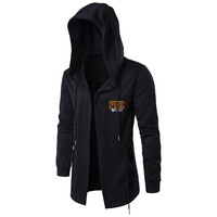 Embrpdiery Game Hoodie PUBG Witcher Assassin S Creed Jacket Resident Evil Ow Hoody Sweatshirts Outerwear Cosplay