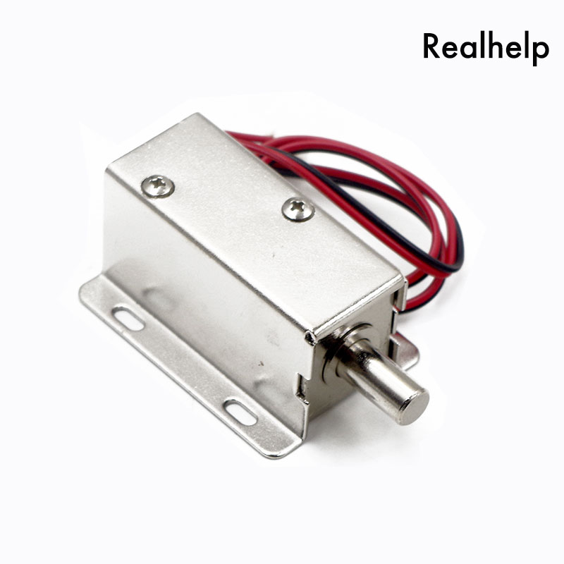 12V Mini electric lock small cabinet lock electric bolt lock Mini Electric Bolt Lock Small small size dc 24v mini electric bolt lock for cabinet drawer etc