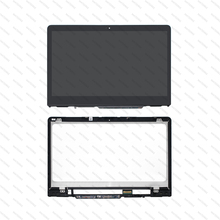 14 LED LCD Touch Screen Glass Assembly+Bezel For HP x360 14-ba091sa 14-ba049ur 14-ba021ur 14-ba018ur 14-ba016ur 14-ba104ur