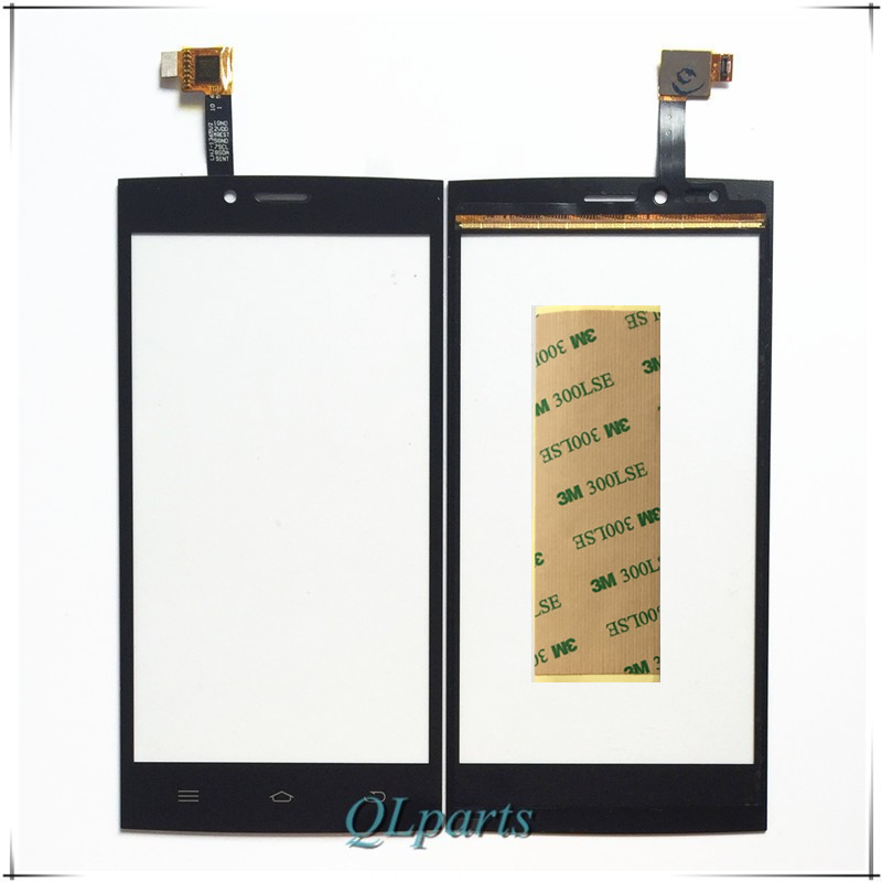 Syrinx 5.0 Inch Touch Panel Sensor For DEXP Ixion ES2 Touch Screen Digitizer Front Glass Touchscreen Replacement Touchpad