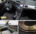 Nueva 5 M Actualizar 3 generación Car styling hilo Decorativo para Toyota Camry Corolla RAV4 Yaris Highlander/Land coche accesorios