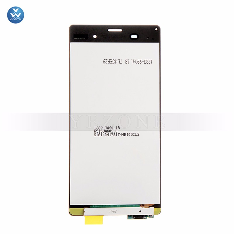 Sony Xperia Z3 LCD & Digitizer Assembly - black (1)