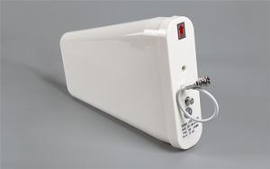 Image 3 - 800 ~ 2700mhz 12dB N נשי יומן תקופתי אנטנה חיצונית LPDA אנטנה עבור CDMA & GSM & DCS & AWS & WCDMA LTE אותות בוסטרים @ 7.8