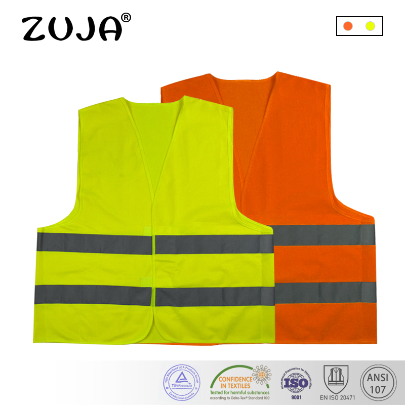 Reflective Safety Vest Traffic Outdoor Construction Protective Workwear цена