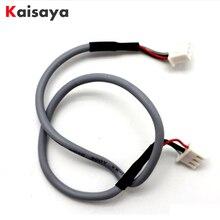 10 шт. XH2.54 3P 3 контакта 30 см аудио сигнал 2,0 канальный экранирующий кабель для HiFi усилитель доска A4-009