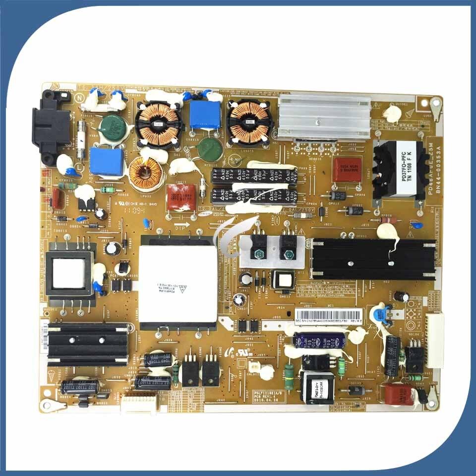العمل الجيد الأصلي المستخدمة لوحة امدادات الطاقة PD46AFOU-ZSM BN44-00352A BN44-00353A
