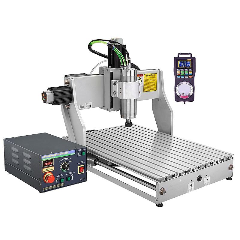 CNC 4 axis router 6040 mini CNC milling machine 2.2KW CNC carving machine for metal woodworkCNC 4 axis router 6040 mini CNC milling machine 2.2KW CNC carving machine for metal woodwork