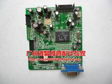 Free shipping LCD72V driver board 715G1350-2-GM E243951 motherboard decoder board