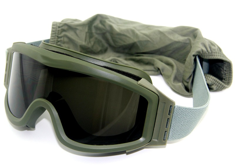 HTB1LjVdKpXXXXc5XpXXq6xXFXXX7 - Black Tan Green Airsoft Tactical Goggles USMC Tactical Sunglasses Glasses Army Airsoft Paintball Goggles