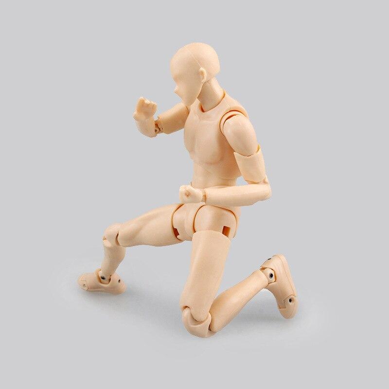 BODY KUN / BODY CHAN BJD de alta calidad Gray Color Ver. Figura de - Figuritas de juguete - foto 2