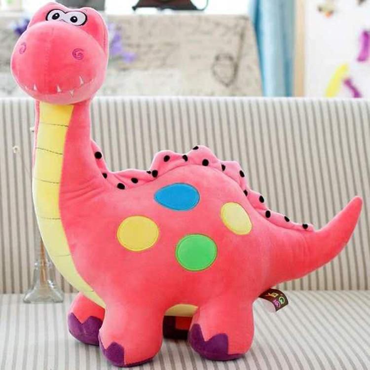 Cute Cartoon Dinosaur Plush Toys Soft Children Plush Doll Creative Toys Gift for Children Knuffels Giocattoli di peluche super cute plush toy dog doll as a christmas gift for children s home decoration 20