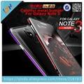 Для Galaxy Note 3 бампер LUPHIE Красочный Дизайн Металлического Алюминия бампер для Samsung Galaxy Note 3 N9000 бампера металла