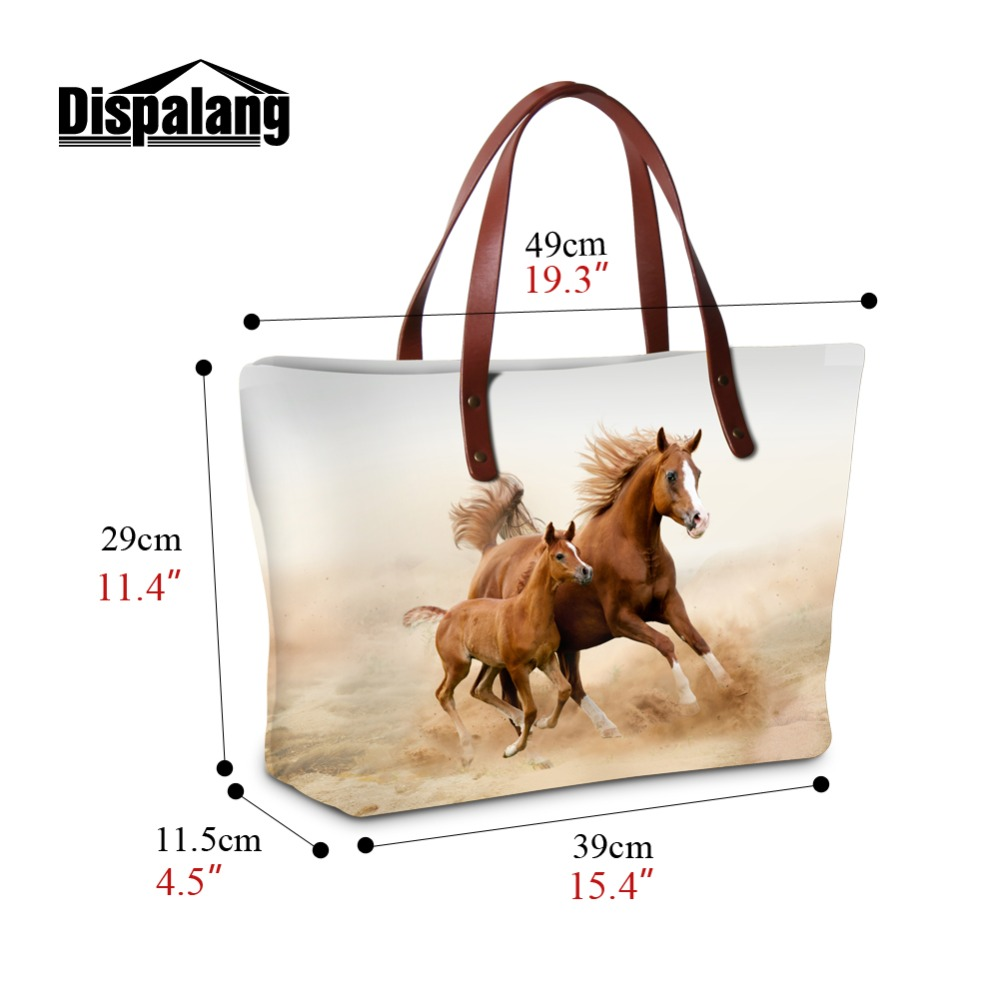 Bag Beach Women Valentines Day Animals In Love Leather Hand Totes Bag Causal Handbags Zipped Shoulder Organizer For Lady Girls Womens Grocery Bags For Women