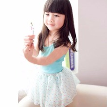 Baby Girls Candy Color Flower Hollow Out Crochet Vest Tank Tops Tee 0-3Y M1