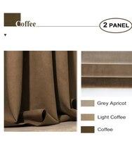 MOMO Room Darkening Curtains Matte Velvet Solid Fabric Back Tab Rod Pocket Window Drapes For Bedroom With Custom Size (2 Panels)