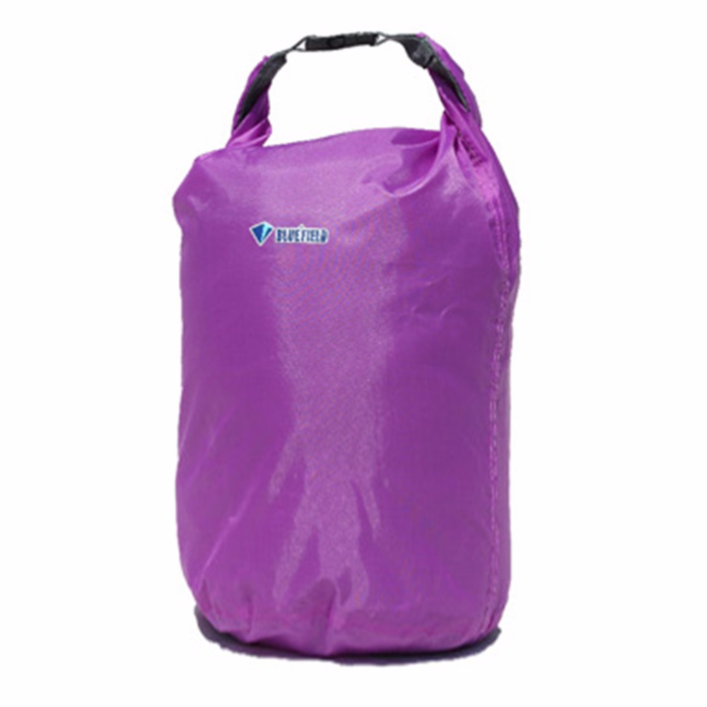 Bluefield Waterproof Floating Dry Bags Portable Camping Drift Bags Water Resistance Super Light Weight Outdoor Rafting Tools