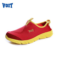 VOIT Summer Lazy Running shoes Super Light Mesh Cool Man Outdoor Sport Shoes Breathable Sneakers Run Shoes 132162941