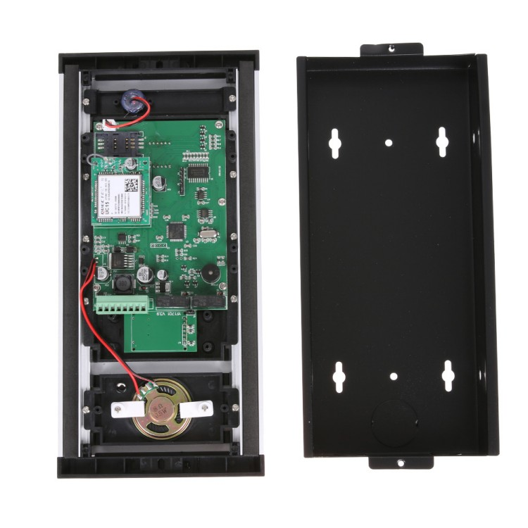 3G GSM Apartment Intercom Access Control System Support to Open Door by Phone Call RFID SMS Command Remote Control Gate Opener_F1-3G module_1