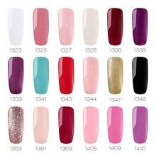 20PCS ROSALIND 15ml Nail Polish Gel Varnishes For Nail Art Design Manicure UV LED Lamp Soak Off Nail gel lacquer