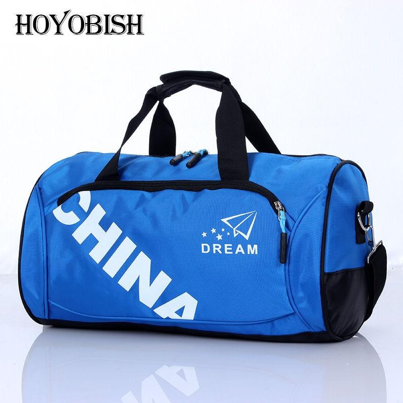 6c05d0858a1f HOYOBISH Short Trips Hand Travel Bag Fashion Portable Duffle Shoulder Bags  For Young Women Men Weekend Bags sac de voyage OH322