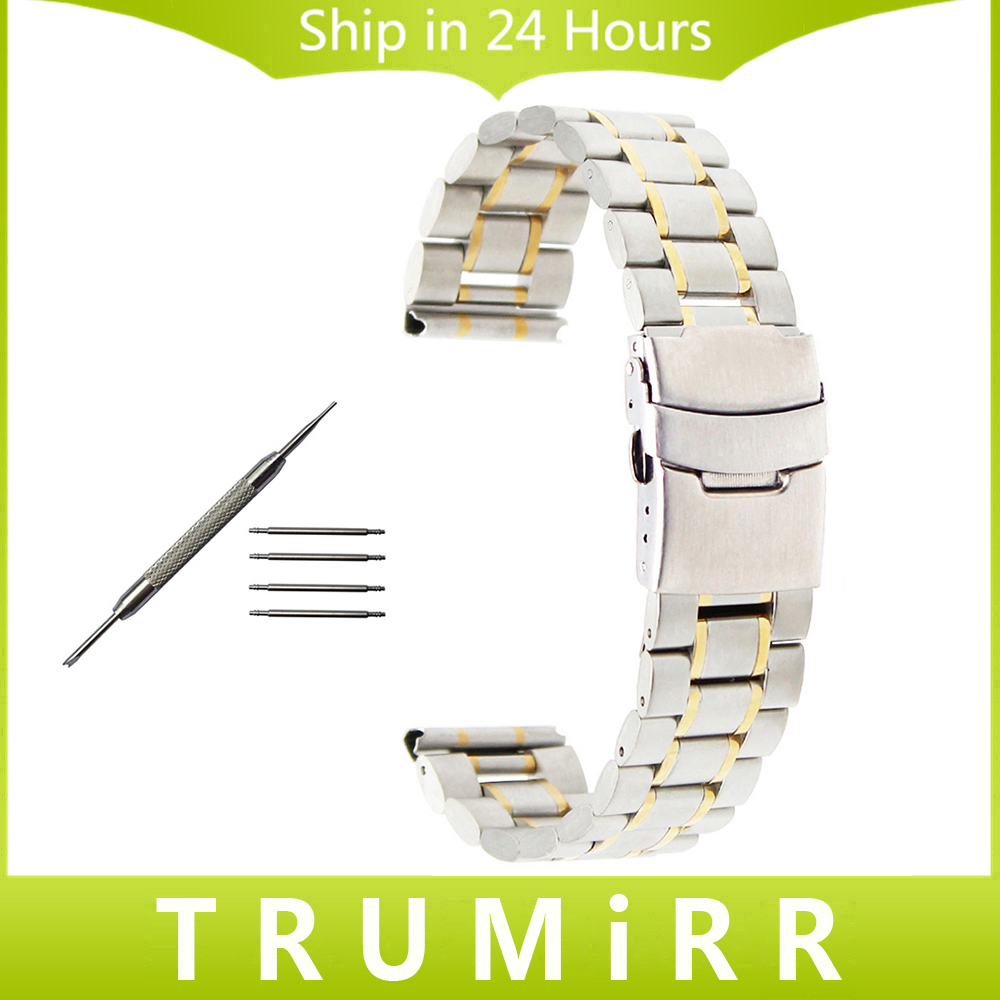Stainless Steel Watch Band Safety Buckle Strap for Longines L2 L3 L4 Master Conquest Flagship Wrist Bracelet 16mm 18mm 20mm 22mm longines часы купить в москве