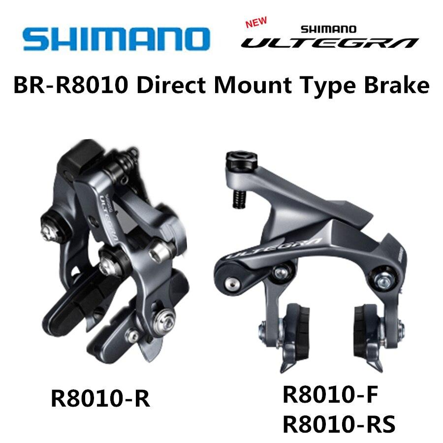 Seat Stay Direct Mount Shimano Ultegra BR-R8010-RS R8010 Rear Brake Caliper