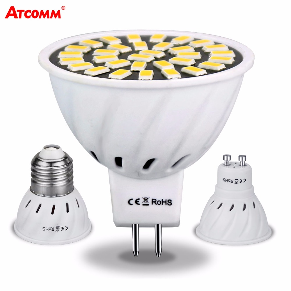 Liberal 8w Mr16 Gu10 Led Diode Lamp 110v 220v Ampoule Led E27 High Lumen No Flicker Smd5733 Chip Spotlight Bombillas Light Bulbs Lights & Lighting