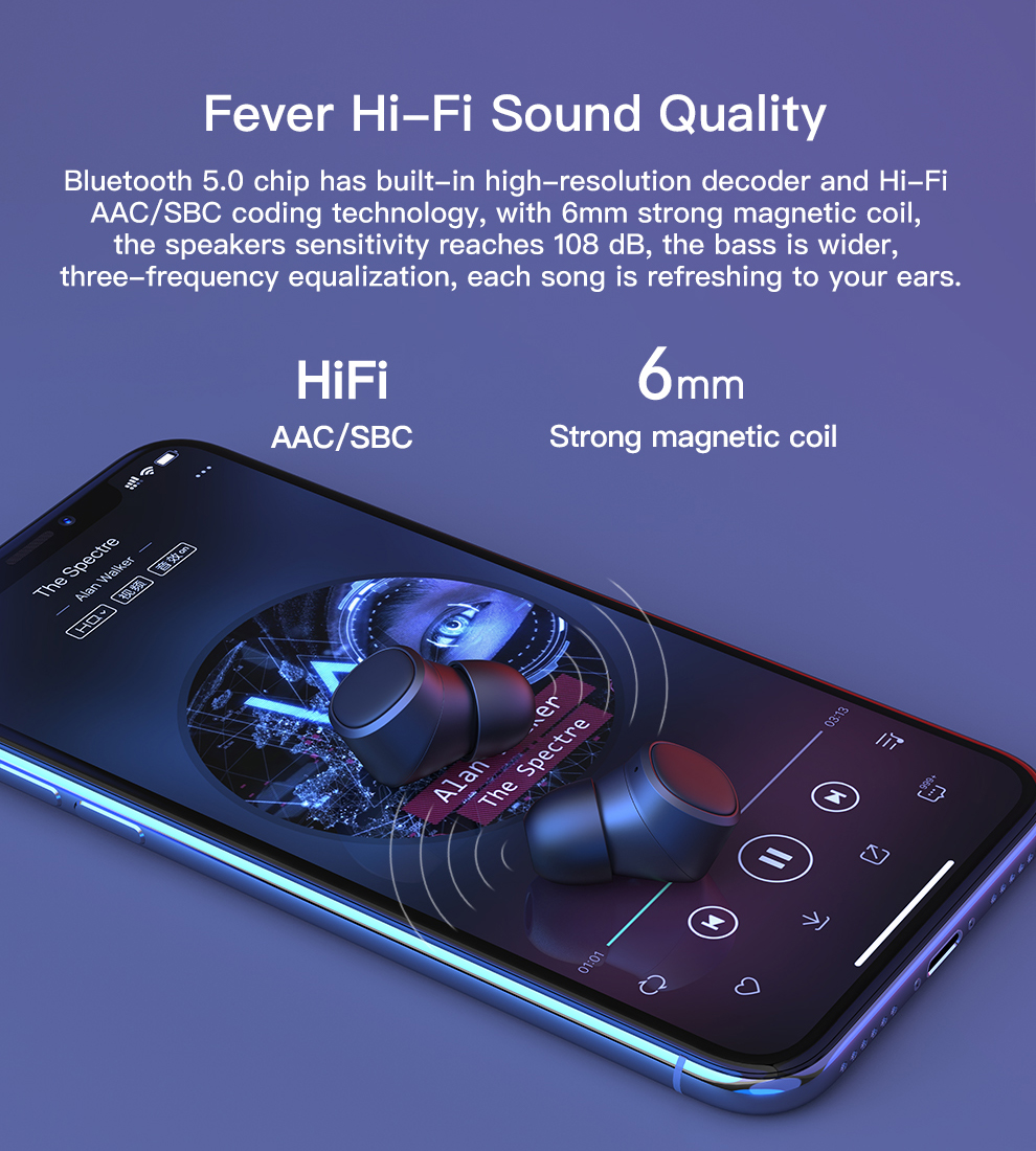 HTB1LjaTJwHqK1RjSZFkq6x.WFXaL Tiso i4 Bluetooth 5.0 earphones TWS true wireless stereo 3D headphone sports IPX5 waterproof headset with dual microphone