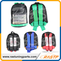RASTP - New Style JDM  Bride Racing Fabric Backpack Special Design School Bag New Fashion Backpack LS-BAG008