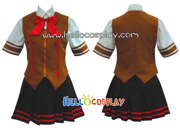 Battle Vixens Cosplay Shiryu Choun Costume H008
