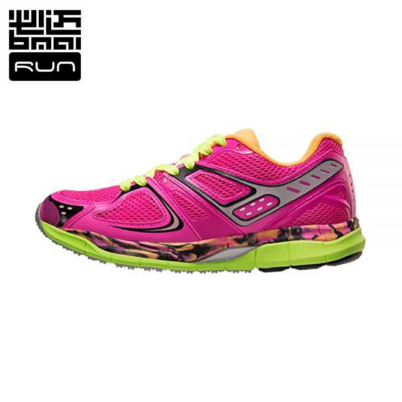 Women Running Shoes 2016 Marathon Professional Stability  Sport Shoes Breathable Mesh  Running Sneaker Size XRMB004 kelme 2016 new children sport running shoes football boots synthetic leather broken nail kids skid wearable shoes breathable 49