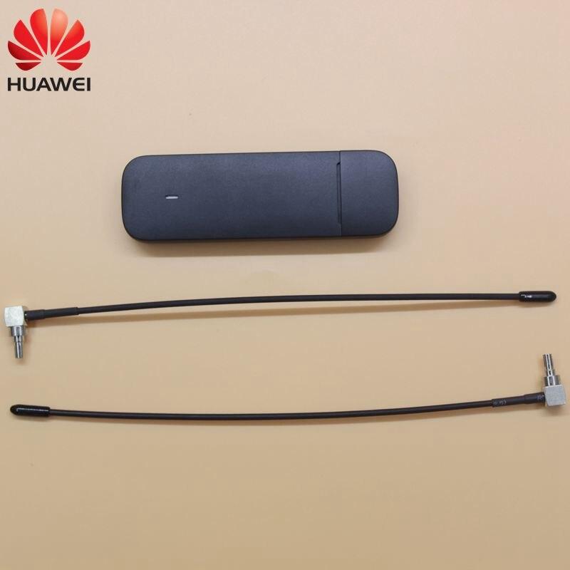 Débloqué HUAWEI 4G Modems USB E3372 E3372h-607 avec antenne 150 Mbps 4G LTE Modem USB dongle clé USB carte de données
