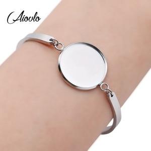 Overall stainless steel Bracel