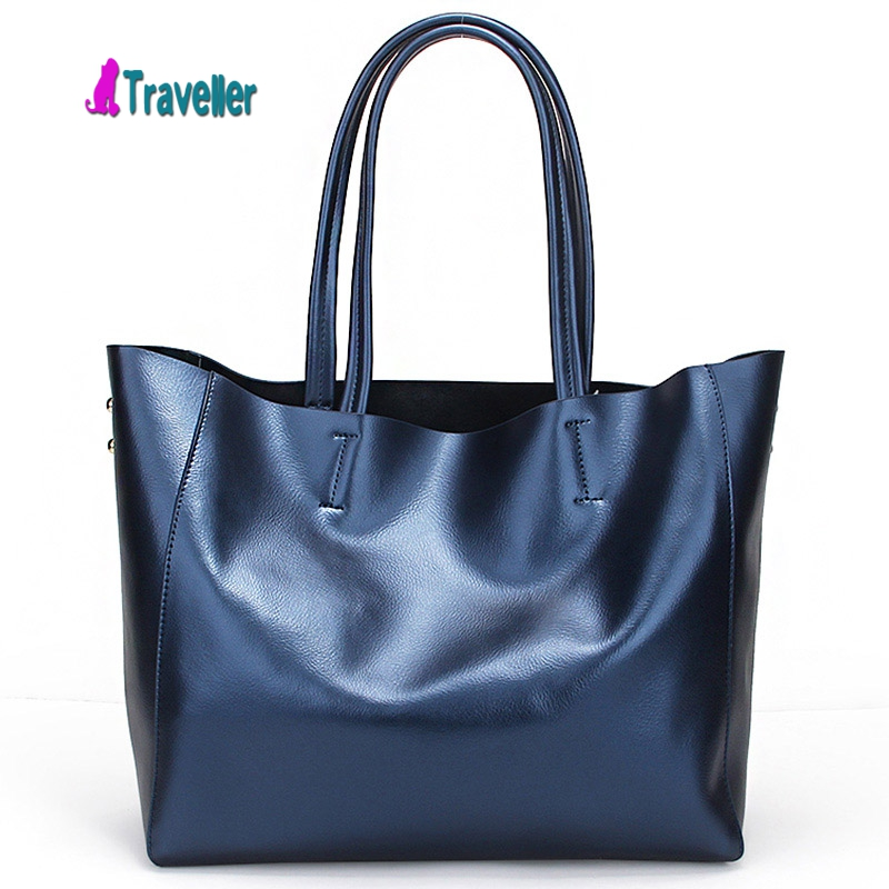 ФОТО  New Women Genuine Leather Handbags Designer Brand Women's shoulder/crossbody Messenger Evening Shopping Bags Tote