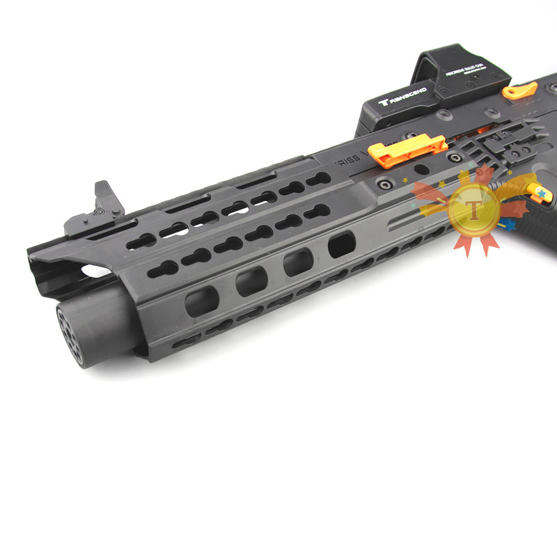Toy Mag-fed Kriss Vector V2 Toy Gel Ball Gun Accessories Children Outdoor Hobby Water Guns #3