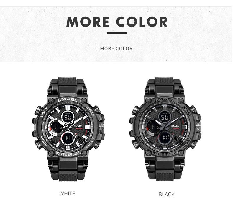 9.luxury men's wrist watch