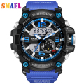2017 New Brand Digital Sport Watch Men G Style Waterproof Sports Military Watches S-Shock Men's Luxury Quartz Led Digital-Watch