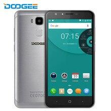 Y6 4 Г LTE Смартфон Doogee 3200 мАч 5.5 дюймов HD Android 6.0 Octa ядро MTK6750 2 Г RAM 16 ГБ ROM 13.0MP Отпечатков Пальцев Мобильный Телефон