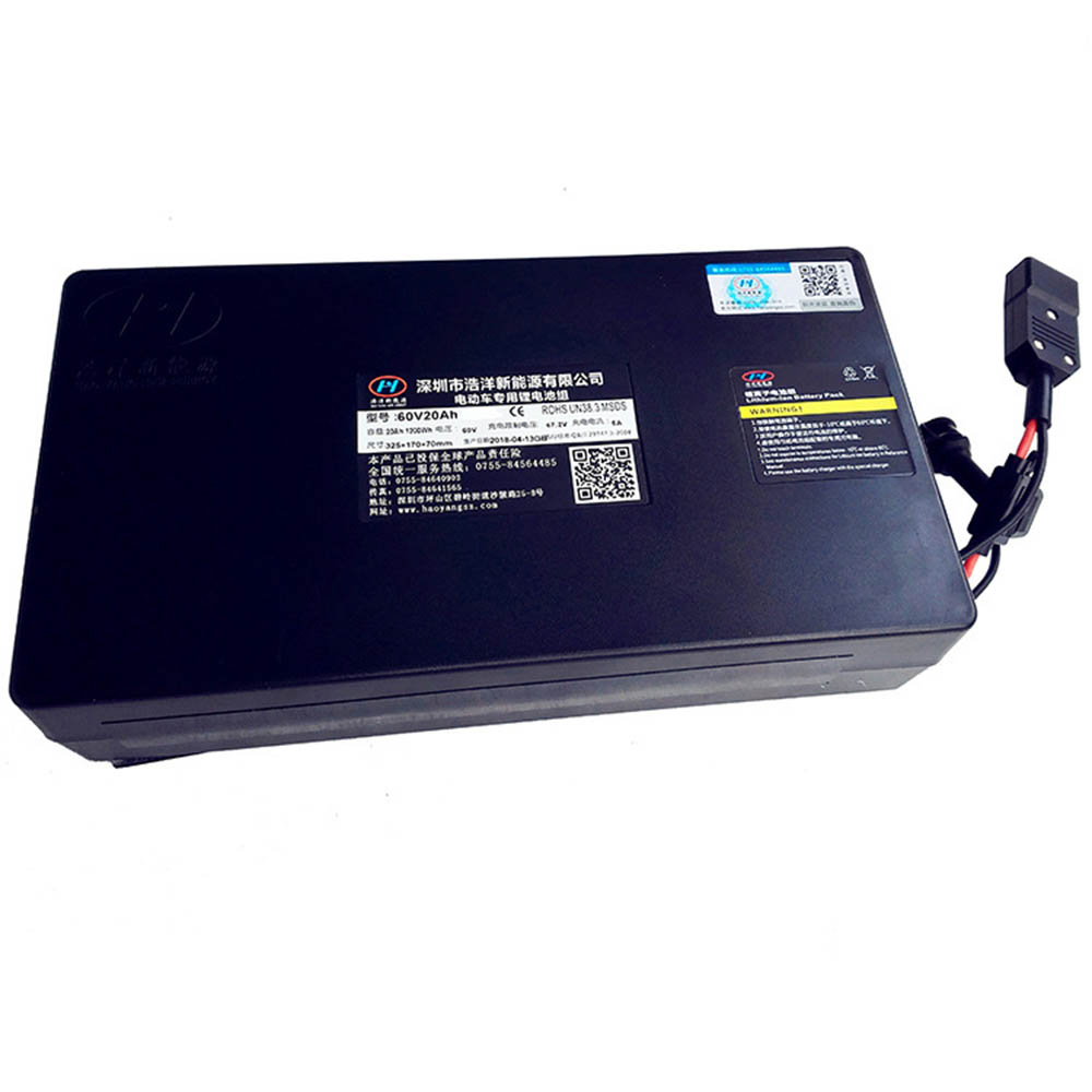 Harley Electric Scooter Battery, Citycoco Battery, Fat Tire Bike Battery Spare Parts For Replacement 12AH 20AH
