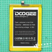 Doogee F5 remplacement de batterie d'origine 2660mAh pièces de téléphone intelligent batterie de secours pour Doogee F5 en stock