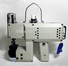 1pc Automatic Tangent Tool Single Needle Thread Chain Stitch Portable Bag Woven Sealing Machine GK9-018