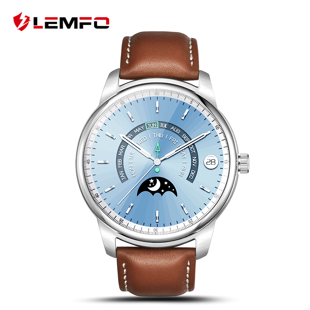 LEMFO LEM1 Smart Watch Smartwatch Passometer Smart Clock Smartwatch Men Bluetooth Sync Device Smartwatches